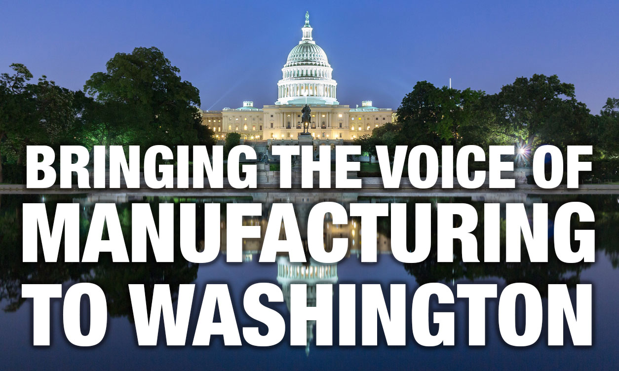 The Voice of MFG in DC