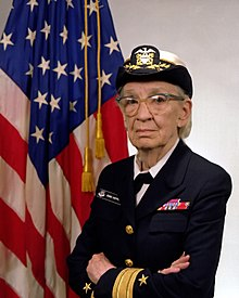 Grace Hopper - Women's History Month